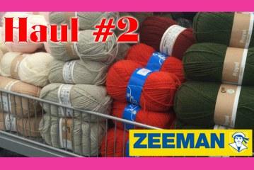 Haul Zeeman #2 – Shopping pour mes petits pulls pour chiens