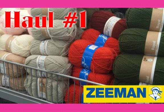 Haul Zeeman #1 – Shopping pour mes petits chiens