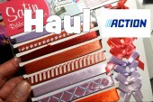 Haul #3 Action – Shopping pour créations de divers réalisations