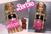 DIY Creations pour poupées Barbie