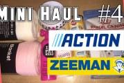 Haul Zeeman – Action #4 – Shopping pour mes petits chiens